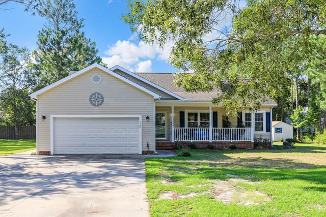 223 Shellbank Drive, Sneads Ferry, NC 28460 (MLS #100223867) :: RE/MAX Elite Realty Group