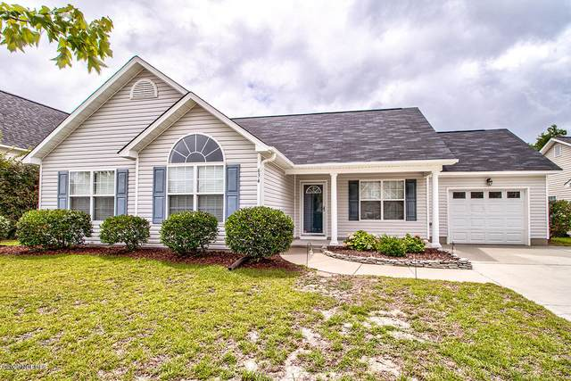 634 Walston Drive, Wilmington, NC 28412 (MLS #100223883) :: David Cummings Real Estate Team