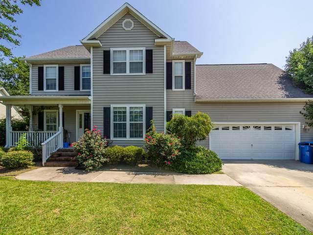 214 Newport Drive, Jacksonville, NC 28540 (MLS #100223902) :: Berkshire Hathaway HomeServices Hometown, REALTORS®
