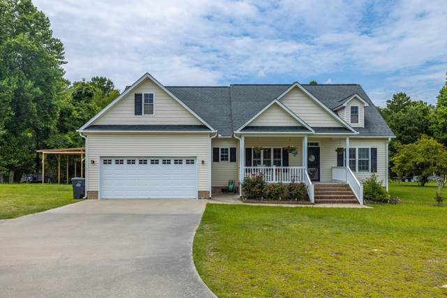 110 Waters Way, Washington, NC 27889 (MLS #100223934) :: Donna & Team New Bern
