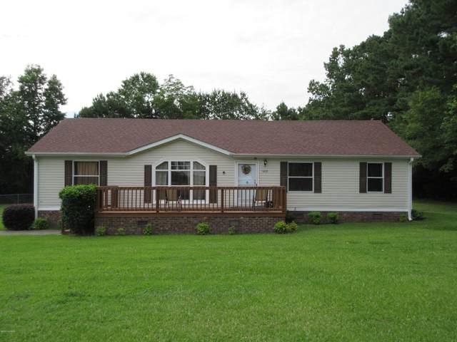 1632 Rolling Hills Road, Kinston, NC 28504 (MLS #100223987) :: Barefoot-Chandler & Associates LLC
