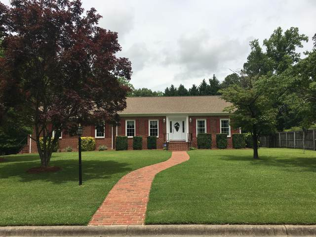 1012 Cardinal Drive NW, Wilson, NC 27893 (MLS #100224047) :: CENTURY 21 Sweyer & Associates