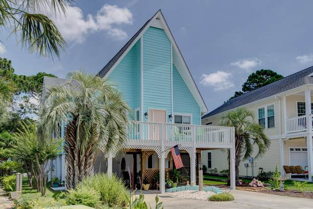 502 Seafarer Drive, Carolina Beach, NC 28428 (MLS #100224064) :: The Keith Beatty Team