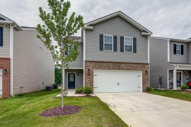 447 Golden Villas Drive, Rocky Mount, NC 27804 (MLS #100224148) :: Courtney Carter Homes