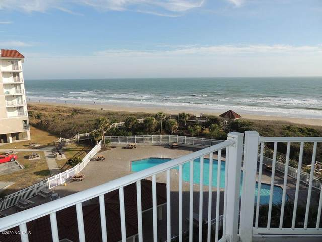 2000 New River Inlet Road #2512, North Topsail Beach, NC 28460 (MLS #100224149) :: David Cummings Real Estate Team