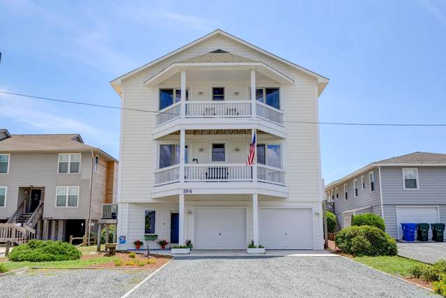 914 S Shore Drive, Surf City, NC 28445 (MLS #100224155) :: Coldwell Banker Sea Coast Advantage
