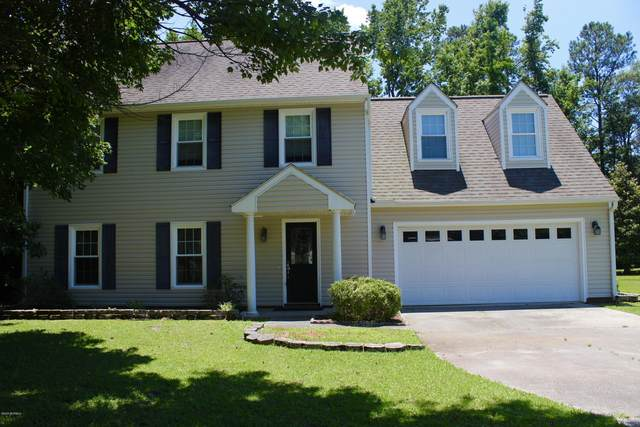 227 Forest Oaks Drive, New Bern, NC 28562 (MLS #100224180) :: The Tingen Team- Berkshire Hathaway HomeServices Prime Properties