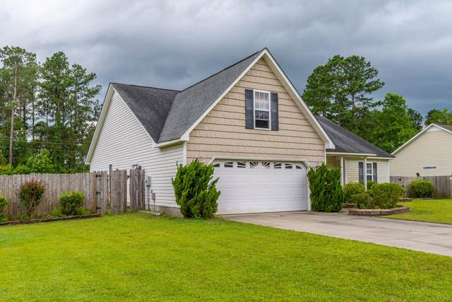 102 Aspen Court, Havelock, NC 28532 (MLS #100224181) :: RE/MAX Elite Realty Group