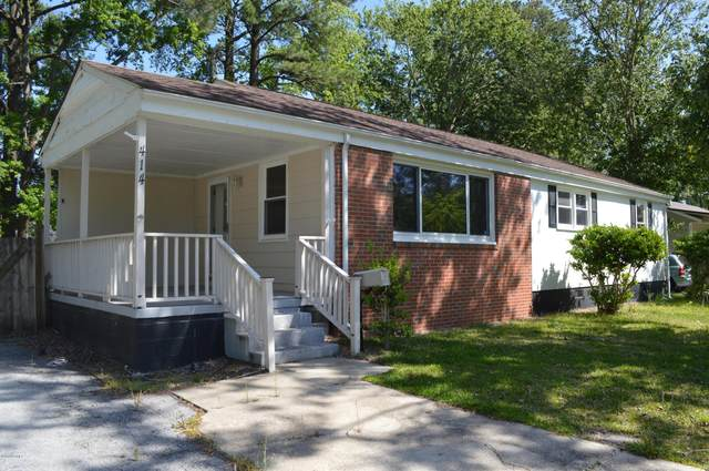 414 Cheyenne Road, Jacksonville, NC 28540 (MLS #100224188) :: Carolina Elite Properties LHR