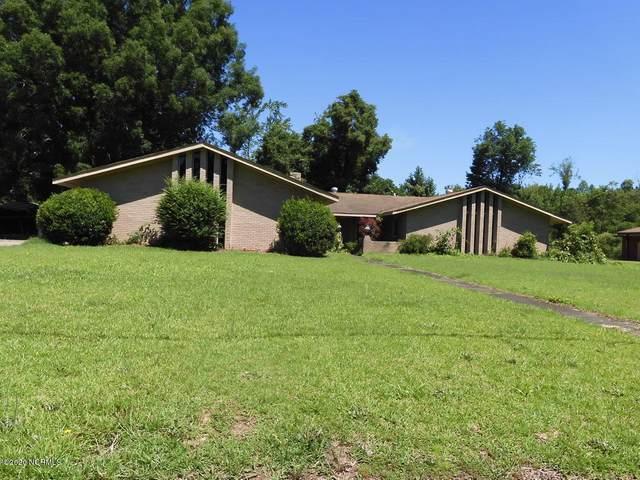 2800 Hodges Road, Kinston, NC 28504 (MLS #100224203) :: CENTURY 21 Sweyer & Associates