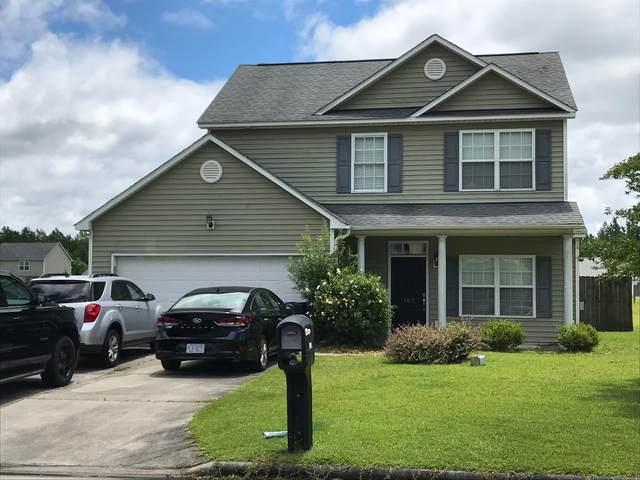 167 Crooked Run Drive, New Bern, NC 28560 (MLS #100224215) :: CENTURY 21 Sweyer & Associates