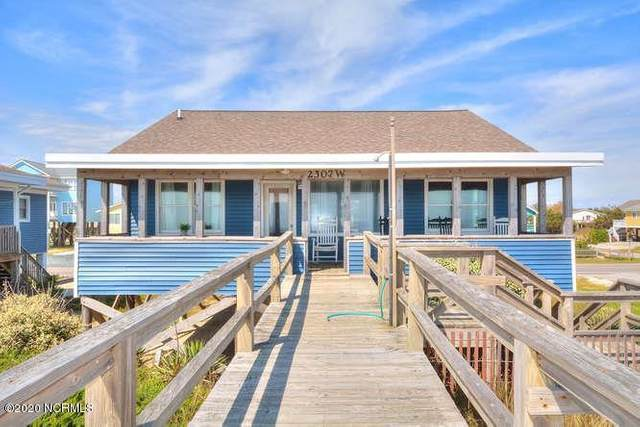 2307 W Beach Drive, Oak Island, NC 28465 (MLS #100224222) :: Stancill Realty Group