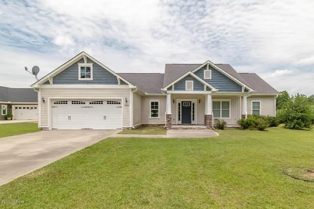 234 Nelson Park Road, Jacksonville, NC 28540 (MLS #100224251) :: CENTURY 21 Sweyer & Associates