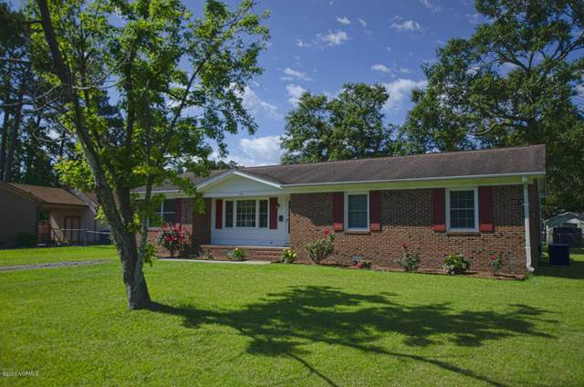 125 Craven Drive, Havelock, NC 28532 (MLS #100224253) :: Courtney Carter Homes