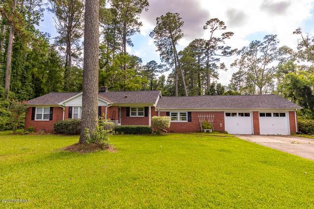 4329 Old Cherry Point Road, New Bern, NC 28560 (MLS #100224258) :: David Cummings Real Estate Team