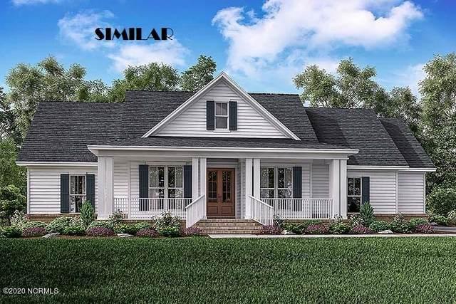 901 Delta Court, New Bern, NC 28560 (MLS #100224290) :: Berkshire Hathaway HomeServices Hometown, REALTORS®