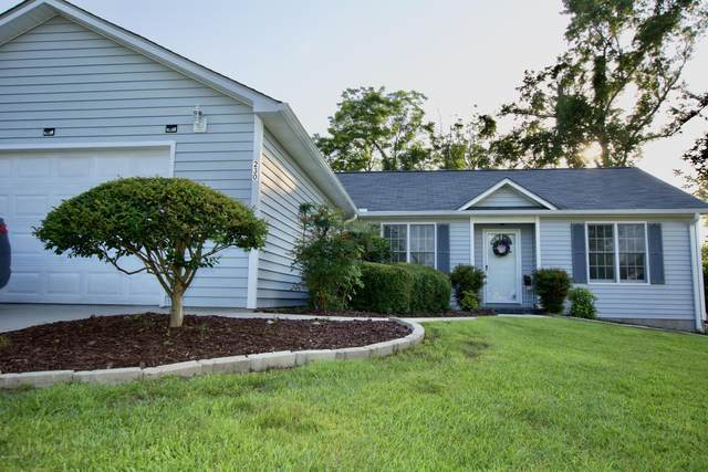 230 Attmore Drive, New Bern, NC 28560 (MLS #100224315) :: Courtney Carter Homes