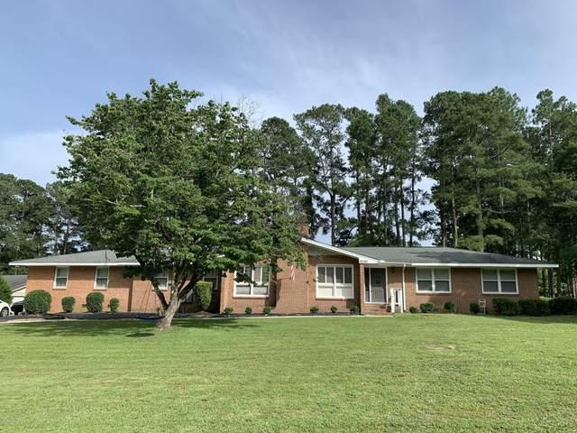 8280 Scotch Meadows Drive, Laurinburg, NC 28352 (MLS #100224316) :: David Cummings Real Estate Team