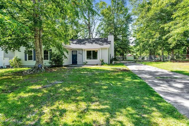 810 Mill River Road, Jacksonville, NC 28540 (MLS #100224321) :: CENTURY 21 Sweyer & Associates