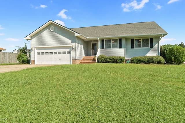 435 Foxhunt Lane, Havelock, NC 28532 (MLS #100224329) :: Courtney Carter Homes