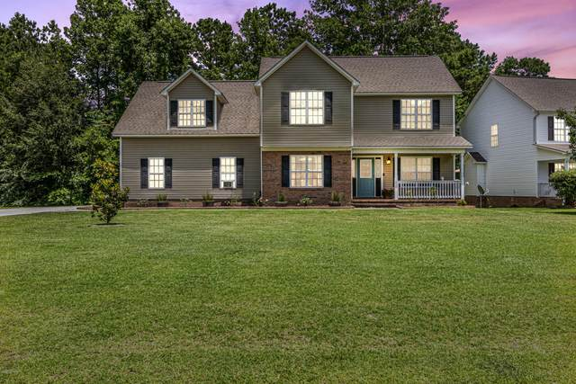 256 Rutherford Way, Jacksonville, NC 28540 (MLS #100224344) :: Castro Real Estate Team