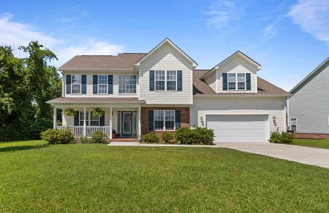169 E Ridge Court, Jacksonville, NC 28540 (MLS #100224369) :: Berkshire Hathaway HomeServices Hometown, REALTORS®