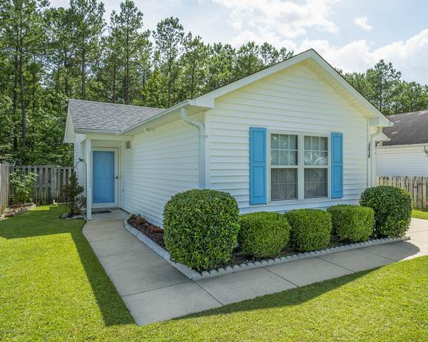 3619 Elizabeth Avenue, New Bern, NC 28562 (MLS #100224377) :: Frost Real Estate Team
