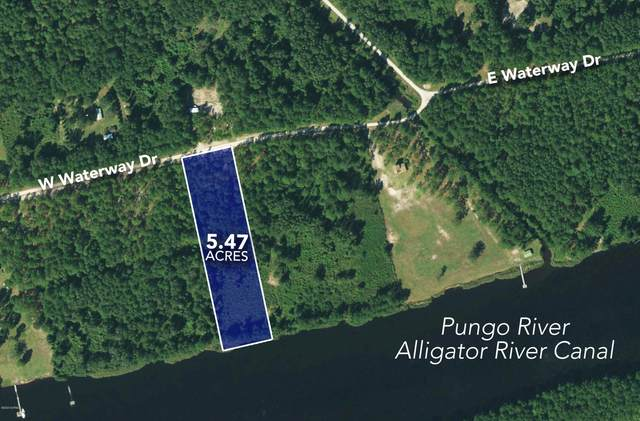 Lot 21 W Waterway Drive, Belhaven, NC 27810 (MLS #100224398) :: The Chris Luther Team