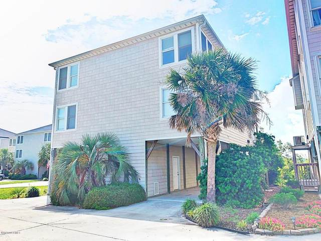 107 Bay Drive B, Surf City, NC 28445 (MLS #100224466) :: Stancill Realty Group