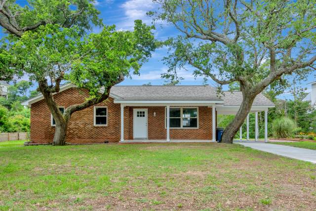 403 W Landing Drive, Emerald Isle, NC 28594 (MLS #100224492) :: Coldwell Banker Sea Coast Advantage