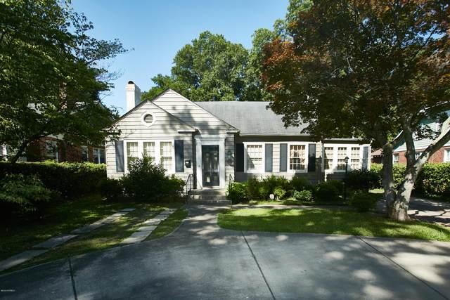 1133 Nash Street NW, Wilson, NC 27893 (MLS #100224495) :: Courtney Carter Homes