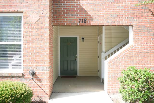 718 Indica Court 11-102, Wilmington, NC 28405 (MLS #100224511) :: RE/MAX Elite Realty Group