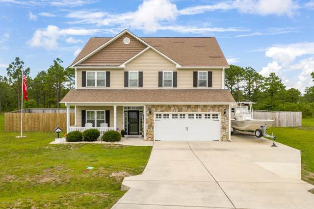535 Aberdineshire Court, Hubert, NC 28539 (MLS #100224520) :: Berkshire Hathaway HomeServices Hometown, REALTORS®