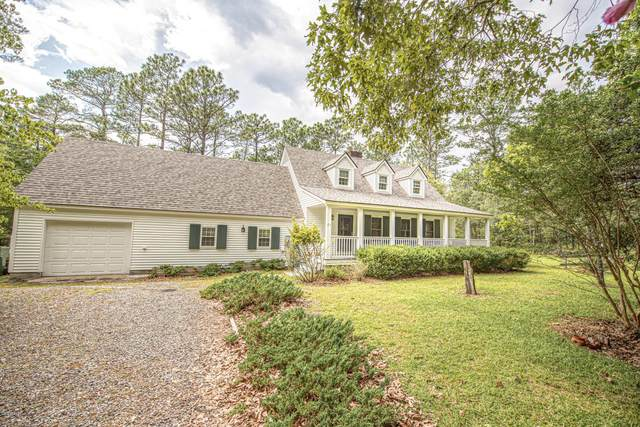 81 Driftwood Court, Arapahoe, NC 28510 (MLS #100224522) :: RE/MAX Essential