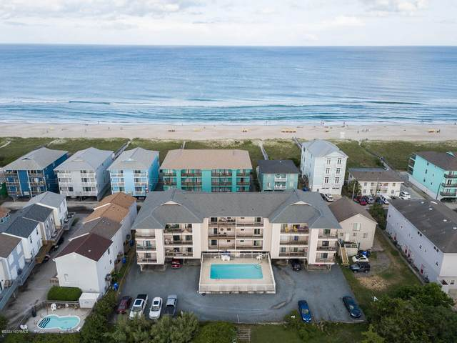 505 N Carolina Beach Avenue 1F, Carolina Beach, NC 28428 (MLS #100224544) :: CENTURY 21 Sweyer & Associates