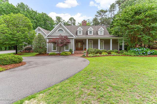 155 Quail Hollow Drive, Pinehurst, NC 28374 (MLS #100224620) :: Courtney Carter Homes