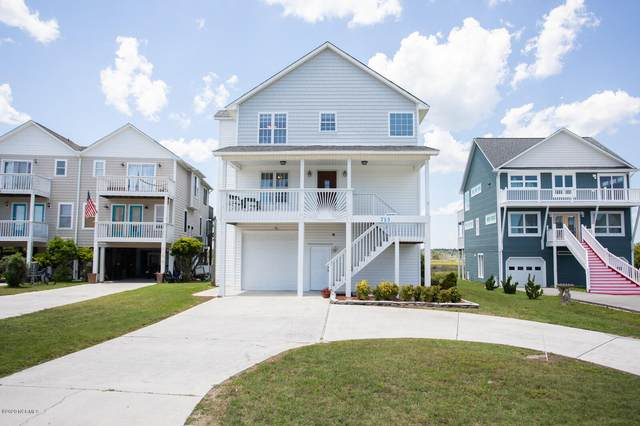 713 S Topsail Drive, Surf City, NC 28445 (MLS #100224634) :: Thirty 4 North Properties Group
