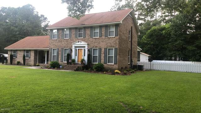 7981 Saint Andrews Drive, Laurinburg, NC 28352 (MLS #100224639) :: Courtney Carter Homes