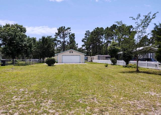 4831 Coastal Drive SE, Southport, NC 28461 (MLS #100224641) :: Donna & Team New Bern