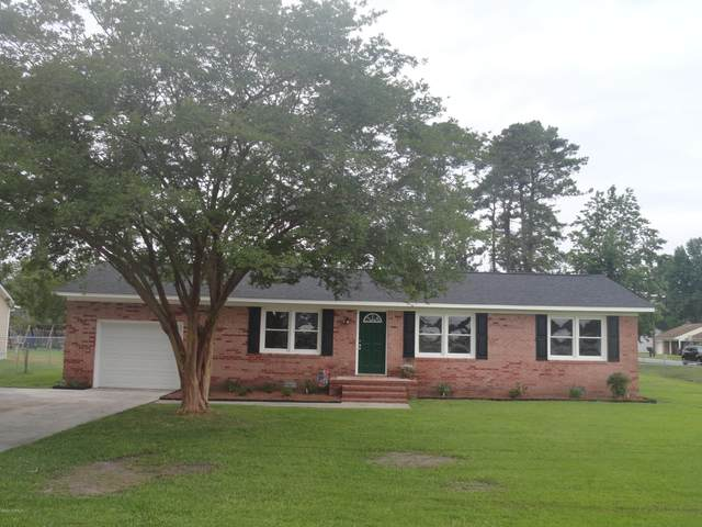 221 Forest Hill Drive, Havelock, NC 28532 (MLS #100224676) :: RE/MAX Elite Realty Group