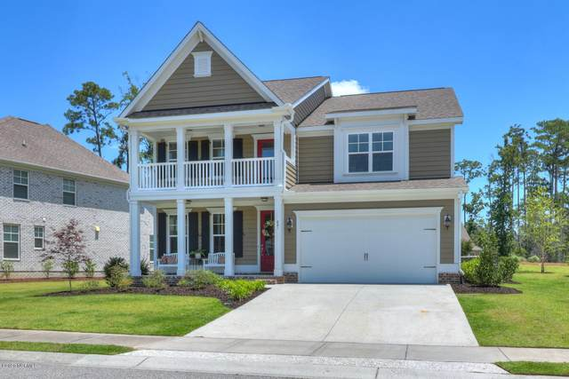 821 Bedminister Lane, Wilmington, NC 28405 (MLS #100224681) :: Coldwell Banker Sea Coast Advantage