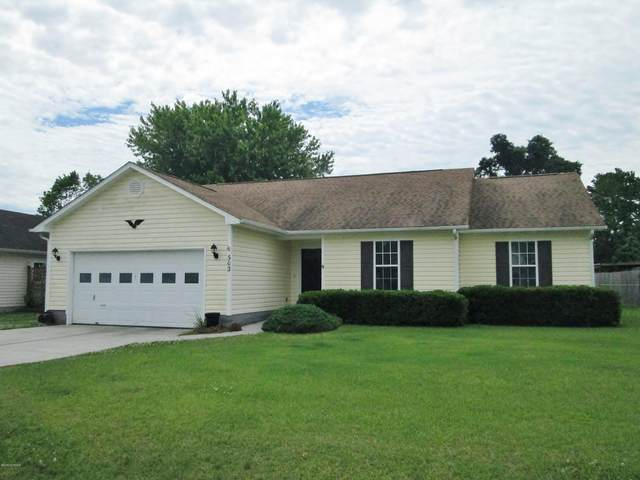 503 Blackberry Court, Hubert, NC 28539 (MLS #100224705) :: Berkshire Hathaway HomeServices Hometown, REALTORS®