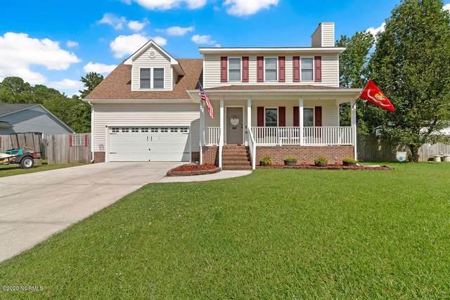 541 Raintree Road, Jacksonville, NC 28540 (MLS #100224706) :: Courtney Carter Homes