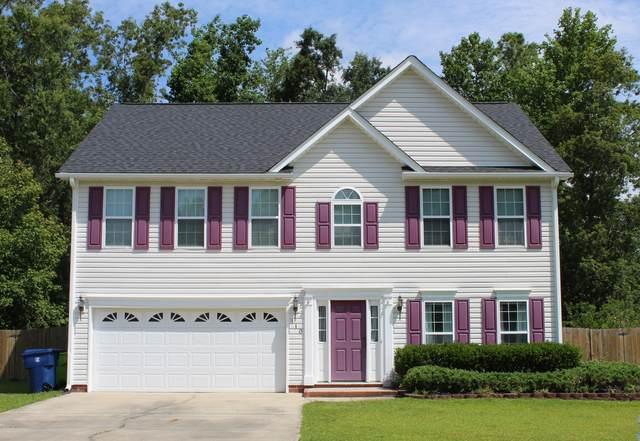 110 Tucker Creek Lane, Havelock, NC 28532 (MLS #100224713) :: RE/MAX Essential