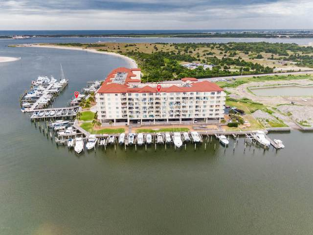 100 Olde Towne Yacht Club Road 713 +38' Boat S, Beaufort, NC 28516 (MLS #100224714) :: Coldwell Banker Sea Coast Advantage