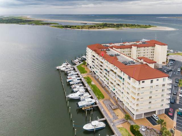 100 Olde Towne Yacht Club Road #713, Beaufort, NC 28516 (MLS #100224723) :: Coldwell Banker Sea Coast Advantage