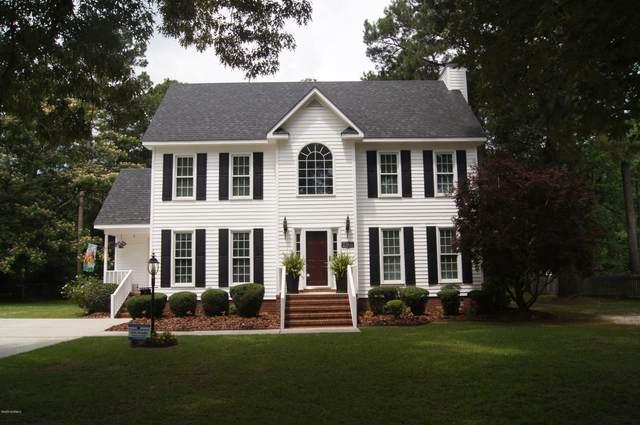 2266 Northridge Place, Kinston, NC 28504 (MLS #100224750) :: Courtney Carter Homes