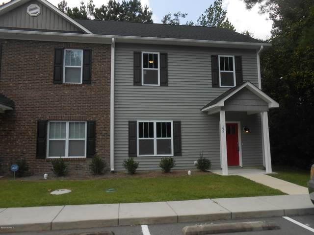 184 Lincoln Place Circle, Leland, NC 28451 (MLS #100224778) :: CENTURY 21 Sweyer & Associates