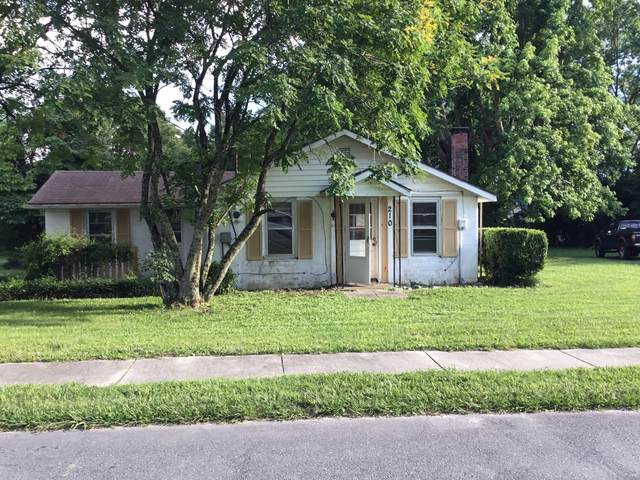 210 E Broad Street, Beulaville, NC 28518 (MLS #100224787) :: Donna & Team New Bern