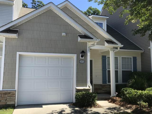 202 Pilot House Place, Calabash, NC 28467 (MLS #100224788) :: The Cheek Team